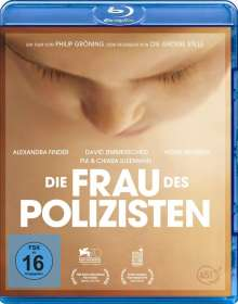 Die Frau des Polizisten (Blu-ray), Blu-ray Disc