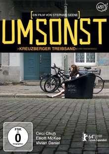 Umsonst, DVD