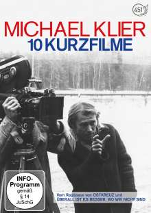 Michael Klier Kurzfilme, DVD