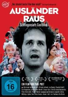 Ausländer Raus! Schlingensiefs Container, DVD