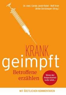 krank geimpft - Betroffene erzählen, Buch