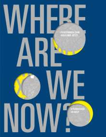 Where Are We Now?, Buch