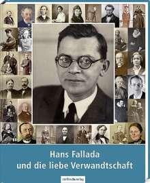 Heide Hampel: Hans Fallada und die liebe Verwandtschaft, Buch