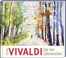 Roman Hinke: Antonio Vivaldi - Die vier Jahreszeiten, Buch