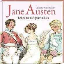 Jane Austen: Kenne Dein eigenes Glück, Buch