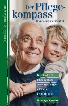 Jochen Mertens: Der Pflegekompass, Hamburg, Buch