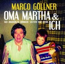 Oma Martha & Ich (Hörbuch), CD