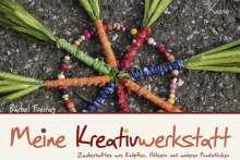 Bärbel Freitag: Meine Kreativwerkstatt, Buch