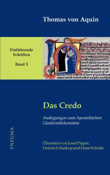 Thomas Von Aquin: Das Credo, Buch