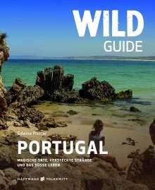 Edwina Pitcher: Wild Guide Portugal, Buch