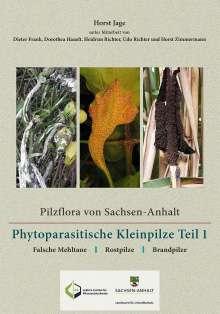 Horst Jage: Pilzflora von Sachsen-Anhalt - Phytoparasitische Kleinpilze, Buch