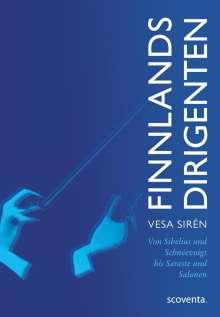 Vera Sirén: Finnlands Dirigenten, Buch