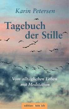 Karin Petersen: Tagebuch der Stille, Buch