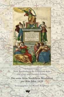 Johannes Gigas: Der erste Atlas Nordrhein-Westfalens aus dem Jahre 1620, Diverse