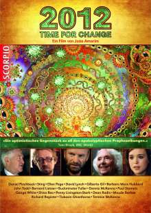 2012 - Time For Change, DVD