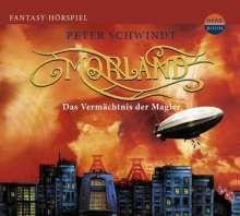 Peter Schwindt: Morland 3. Das Vermächtnis der Magier, 5 CDs