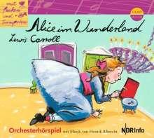 Mit Pauken und Trompeten - Alice im Wunderland, CD