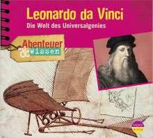 Berit Hempel: Abenteuer & Wissen. Leonardo da Vinci, CD