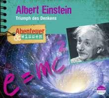 Berit Hempel: Abenteuer & Wissen. Albert Einstein, CD