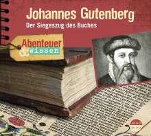 Ulrike Beck: Johannes Gutenberg, CD