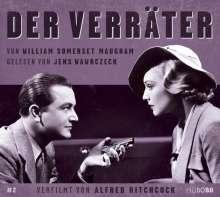 W. Somerset Maugham: Der Verräter, MP3-CD