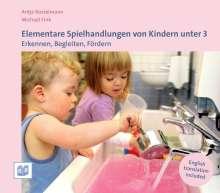 Antje Bostelmann: Elementare Spielhandlungen von Kindern unter 3, Buch