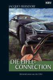 Jacques Berndorf: Die Eifel-Connection, Buch