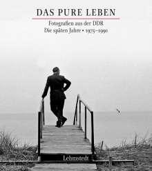 Das pure Leben. Die späten Jahre 1975–1990, Buch