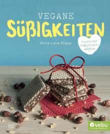 Anna-Lena Klapp: Vegane Süßigkeiten, Buch