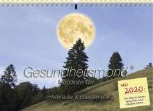 Michael Römer: Gesundheitsmond®-Mondkalender 2020. Goldene Edition DIN A4, Diverse
