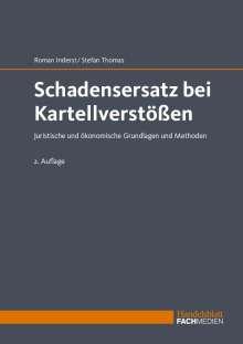 Roman Inderst: Schadensersatz bei Kartellverstößen, Buch