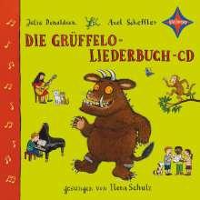 Julia Donaldson: Die Grüffelo-Liederbuch-CD, CD
