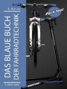 Calvin Jones: Das Blaue Buch der Fahrradtechnik, Buch