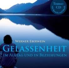 Werner Eberwein: Gelassenheit, CD