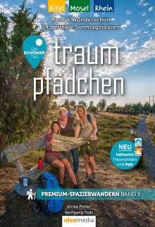Ulrike Poller: Traumpfädchen mit Traumpfaden - Ein schöner Tag Rhein/Mosel/Eifel, Buch
