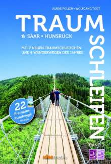 Ulrike Poller: Traumschleifen & Traumschleifchen 3 - Saar-Hunsrück, Buch