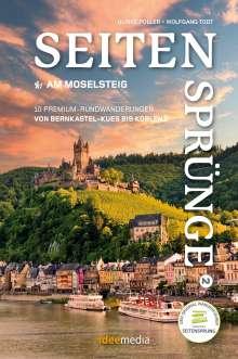 Ulrike Poller: Moselsteig Seitensprünge Band 2 - Die schönsten Rundwege zwischen Bernkastel-Kues und Koblenz, Buch