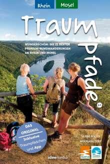 Ulrike Poller: Traumpfade & Traumpfädchen 1 - Rhein und Mosel, Buch