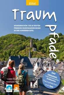 Ulrike Poller: Traumpfade & Traumpfädchen 2 - Eifel, Buch