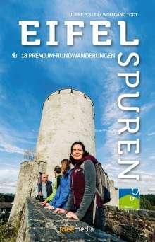 Ulrike Poller: Eifelspuren - 18 Themen-Rundwanderungen mit App- und GPS-Anbindung, Buch
