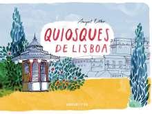 Annegret Ritter: Quiosques de Lisboa, Buch