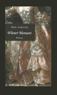 Marie Andrevsky: Wiener Menuett, Buch