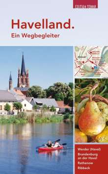 Joachim Nölte: Havelland, Buch