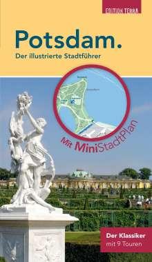 Joachim Nölte: Potsdam. Der illustrierte Stadtführer, Buch