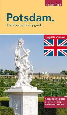 Joachim Nölte: Potsdam. The illustrated city guide, Buch