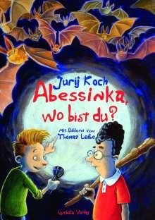 Jurij Koch: Abessinka, wo bist du?, Buch