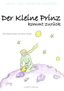 Jacek Joav Schäfer-Jasinski: Der Kleine Prinz, Buch