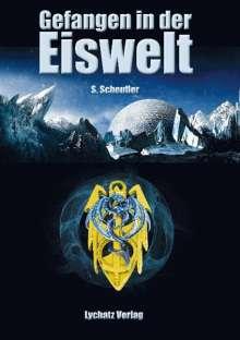 Sylke Scheufler: Gefangen in der Eiswelt, Buch