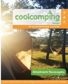 Sophie Dawson: Cool Camping Europa, Buch