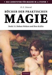 H. E. Douval: Bücher der praktischen Magie, Buch